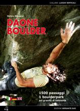 Libro montagna Daone Boulder