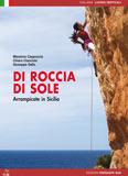 Libro montagna Di roccia Di sole