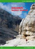Libro montagna Dolomiti - Sentieri dedicati