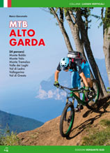 Libro montagna MTB Alto Garda