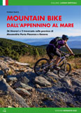 Libro montagna Mountain Bike dall'Appennino al mare