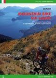 Libro montagna Mountain Bike sui laghi