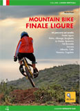 Libro montagna Mountain Bike Finale Ligure