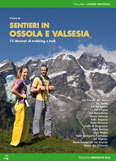 Libro montagna Sentieri in Ossola e Valsesia