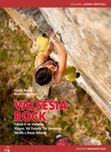 Libro montagna Valsesia Rock