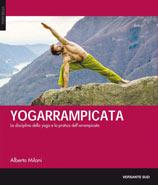 Libro montagna Yogarrampicata
