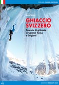 Libro montagna Ghiaccio svizzero