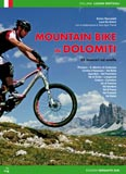 Libro montagna Mountain Bike in Dolomiti