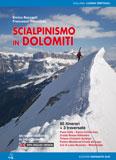 Libro montagna Scialpinismo in Dolomiti