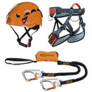 SET DA VIA FERRATA
