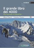 Copertina libro 4000 delle Alpi
