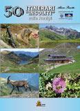 Libro montagna 50 itinerari insoliti sulle Prealpi