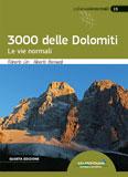 Libro montagna 3000 delle Dolomiti