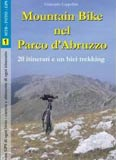 Libro montagna Mountain Bike nel Parco d'Abruzzo