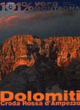 Libro montagna Croda Rossa d'Ampezzo