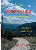 Libro montagna Monti Sabini
