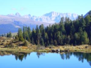Semplicemente Lagorai - Marmolada dai Laghi del Colbricon