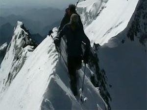 Oltre la ragione - Lungo la cresta fra Zumstein e Dufour