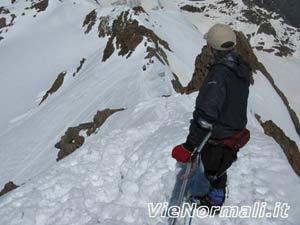 Monte San Matteo - Insieme sulla vetta del San Matteo