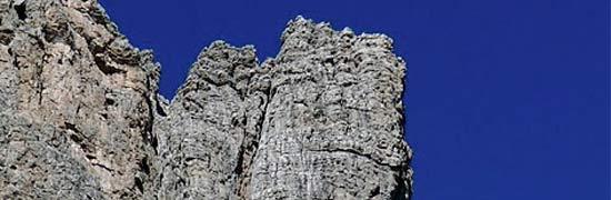 La cima della Torrre Jolanda