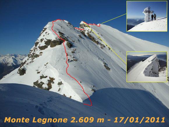 Scalata fotografica Monte Legnone