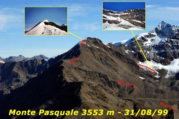 Scalata fotografica Monte Pasquale