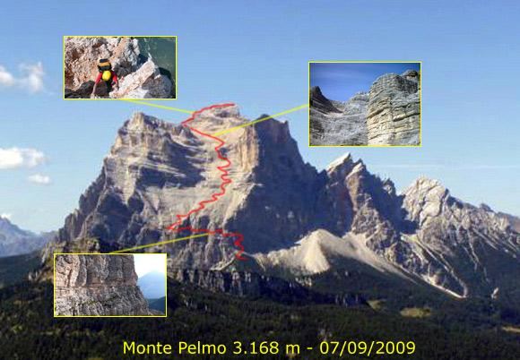 Scalata fotografica Monte Pelmo