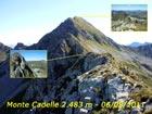 Fotoscalata del Monte Cadelle