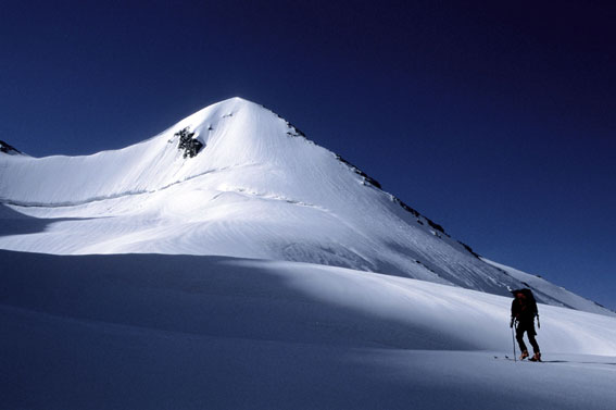 Scialpinismo in Georgia