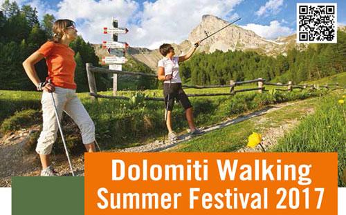 Dolomiti Walking Hotel 2017