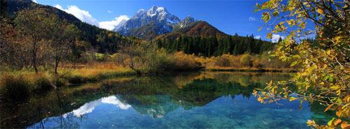 Fra vette e laghi lungo l'Alpe Adria Trail