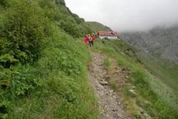 Escursione Rifugio Marinelli