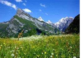 Piancavallo montagna