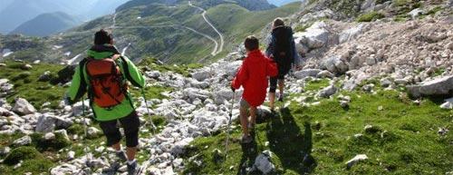 Trekking Dolomiti Friulane Alpi Carniche