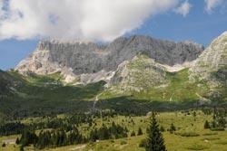 Trekking Montasio