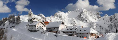 Vacanze sulla neve in Friuli