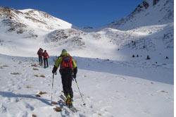 Scialpinismo in Friuli