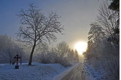 Escursioni invernali in Friuli