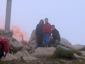 Sad Smoky Mountains - Foto Alessandro Zampi & Rovereto Friends sul Monte Stivo