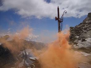 Sad Smoky Mountains - Foto Andrea Dematteis & Friends sulla Punta Four�