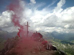 Sad Smoky Mountains - Foto Cai Montecchio &Friends sul Settsass