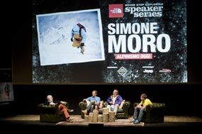 Simone Moro Exposed to dreams