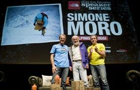 Simone Moro Exposed to dreams