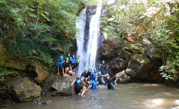 Walking Water Tour