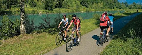 Percorsi in mountain bike in Carinzia