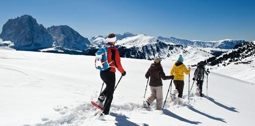 Sport invernali a Corvara in Badia