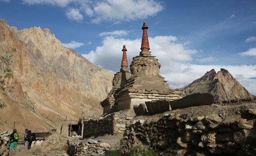 Trekking in Ladakh con Kailas