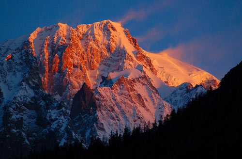 Trekking del Monte Bianco con Kailas