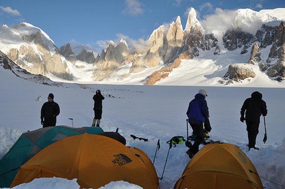 Trekking Patagonia Cerro Torre e Fitz Roy