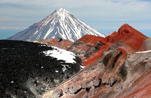 Trekking in Kamchatka con Kailas